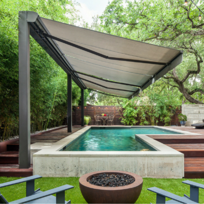 ... Solar Screen Fabric Used To Protect Against 95% Of The Sunu0027s Damaging  UV Rays. Retractable ...