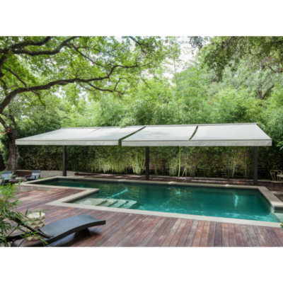 Retractable Drop Arm Awnings For Patios, Decks, And Pools | Texas Sun And  Shade ...