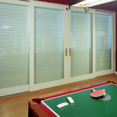 Rolling Security Shutters by Rollac | Texas Sun & Shade